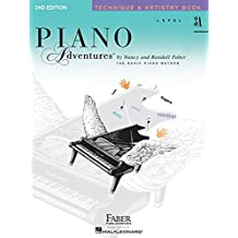 Piano Adventures Technique and Artistry Book Level 3A
