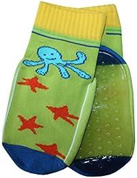 Weri Spezials Baby und Kinder Strandsocke mit durchgehendem ABS! Gut zum Laufen auf dem heissen Sand und Aktiviteaten am Wasser!