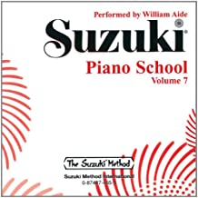 Suzuki Piano School, Volume 7 (Suzuki Method)