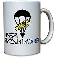 4PC fschjgbtl 313. kompanie Paracadutisti bataillon 313Paracadutisti VAREL Paracadutista Stemma
