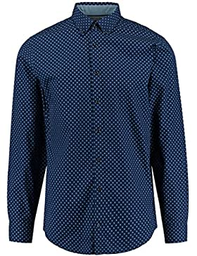 Tommy Hilfiger Herren Hemd New York Fit Langarm