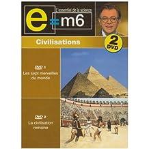 E=M6 : Civilisations - Coffret 2 DVD