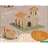 Iglesia Montortal Siglo XII Hobby maquetas