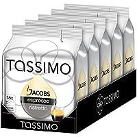 Tassimo Espresso Ristretto, Capsule Caffè, Caffè, Tostato