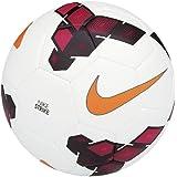 Nike Strike-Hi-Vis Football, Size 5 (Yellow/Black/Purple)