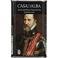 Casa de Alba Fine Food Aceite de Oliva Virgen Lata Tiziano - 500 ml