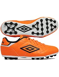Umbro - Speciali Eternal Cl AG, color naranja , talla UK-7