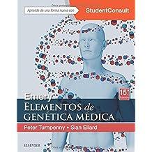 Emery. Elementos de Genética Médica + Studentconsult