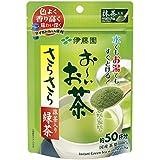 Itoen, Green Tea Ohi Ocha Sarasara Japanese 40G.