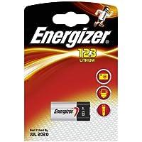 Energizer-piles Photo Lithium CR123A-C1