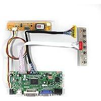 VSDISPLAY Audio HDMI VGA DVI lcd Controller Board M.NT68676 lavoro
