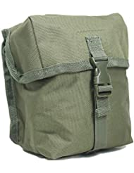 Tactical Army Utility Multi Purpose Pouch Medium MOLLE Webbing Airsoft Olive
