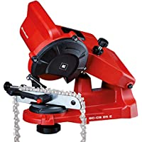 Einhell GC-CS 85 E - Affuteur de chaine de scies - Rouge