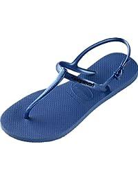 86bb5efd5a6 Amazon.fr   Havaianas - Sandales   Chaussures femme   Chaussures et Sacs