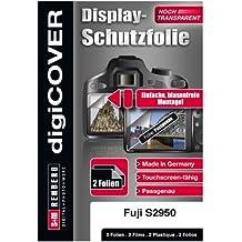 digiCOVER - Protector de pantalla para Fujifilm FinePix S2950