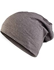 MasterDis KMA Jersey Beanie 10285 (heather charcoal)