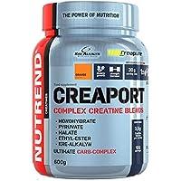 Preisvergleich für Creatin Pulver 500g mit Creatine CREAPURE, Creatine Ethyl Ester HCI, Tri Creatine Malate, Kre-Alkalyn Nutrend...