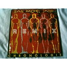 "Jean Michel Jarre Chronologie Part 4 Remixes 12"" Vinyl THIS IS A 12"" VINYL SINGLE AND NOT A CD"