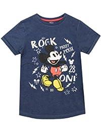 Disney Camiseta para Niño Mickey Mouse