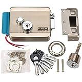 قفل باب كهربائي الكتروني لنظام الاتصال الداخلي ونظام التحكم في الوصول