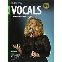 Rockschool: Vocals Grade 3 - Female (Book/Online Audio)