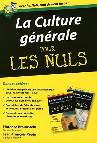 Culture générale pour les nuls pdf
