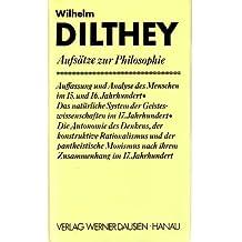 Aufsätze zur Philosophie