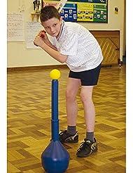 Béisbol/béisbol práctica y formación entrenamiento equipo Tee de bateo segura vertical