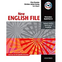 New English File: Elementary: MultiPACK B: Six-level general English course for adults: Multipack B Elementary level by Clive Oxenden (2006-01-26)