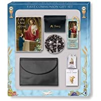 7-pc Deluxe Communion Gift Set - Boy by William J. Hirten Co. preisvergleich bei billige-tabletten.eu