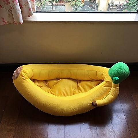 Cani di banana nido domestico domestico pad Kennel divano domestico scoiattolo - Bed Kennel
