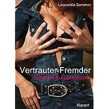 Vertrauter Fremder. Erotischer Kurzroman