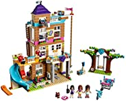 Blocks - Girls Series Toys 808Pcs The Friendship House Set Building Blocks Bricks Friends toys (without box)
