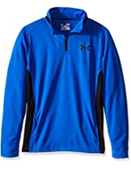 Under Armour chicos 'calle 1/4 cremallera - 1275124, Juventud XS, Ultra Blue (907)