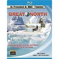 IMAX Great North - Blu-Ray Disc