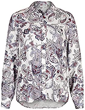 ETERNA long sleeve Blouse COMFORT FIT printed