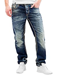 Cipo & Baxx Homme Jeans / Jeans Straight Fit Seam II