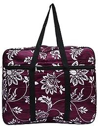DIVYANA® Foldable Super Lightweight Large Capacity Storage Shopping Bag Luggage Bag Multi Purpose Handbag Tote...