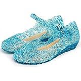 Katara - Zapatos para disfraz de princesa color Azul, EU . 27 (tamaño del fabricante 29)
