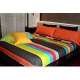 Funda nórdica estampada Rayas OSLO (Para cama de 90x190/200 (Nórdico de 150))