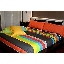 Funda nórdica estampada Rayas OSLO (Para cama de 135x190/200 (Nórdico de 220))