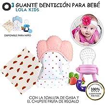 Amazon.es: chupete para fruta bebe - Envío gratis