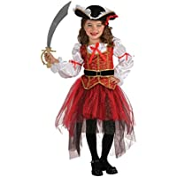 Child Princess Of The Seas Fancy Dress Costume u0026 Hat Pirate Caribbean Kids Girls  sc 1 st  Amazon UK & Amazon.co.uk: Pirates of the Caribbean - Fancy Dress u0026 Accessories ...
