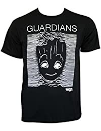 Marvel Guardians of the Galaxy 2 Groot Division Mens T Shirt