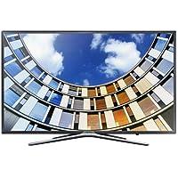 """Samsung UE32M5520 32"""" Full HD Smart TV Wi-Fi DVB-T2 Titanium LED TV - LED TVs (81.3 cm (32""""), 1920 x 1080 pixels, LED, Smart TV, Wi-Fi, Titanium)"""