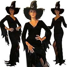 Maylynn, 10964, Halloween-Kostüm Zauberin, Gothic-Hexe, Nimue