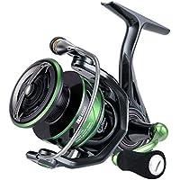 SeaKnight WR III 5.2:1 Spinning Pesca Carrete de Agua Dulce Fibra de Carbono Sistema de Arrastre Rueda Spinning Pesca Bobina 2000-4000 Max Power 17 lb