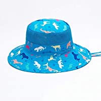 Vinteen Sombrero de Gorra Sombrero de Pescador de bebé niño Sombrero niña  Sombrero para el Sol a234e26e493