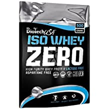 BioTech Whey Zero Lactose Free Proteínas Sabor Avellana - 500 gr