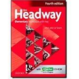 New Headway: Elementary Fourth Edition: Workbook + iChecker with Key by John Soars (2-Feb-2012) Paperback